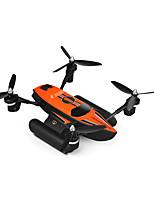 Drone WL Toys Q353 4 Canaux 6 Axes - Eclairage LED Retour Automatique Auto-Décollage Sécurité Intégrée Mode Sans TêteQuadri rotor RC