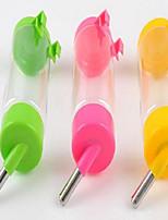Chat Chien Bols & Bouteilles d'eau Animaux de Compagnie Bols & alimentation Portable Durable Jaune Rose