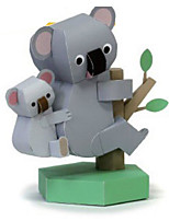 Quebra-cabeças Quebra-Cabeças 3D Blocos de construção Brinquedos Faça Você Mesmo Quadrada Inovador