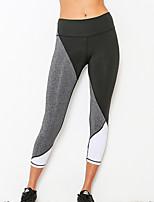 calças de yoga Meia-calça Fitness, Corrida e Yoga Secagem Rápida Esportes Natural Com Elástico Moda Esportiva MulheresIoga Correr Acampar