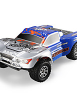 WL Toys A969-B Buggy 1:18 Brush Electric RC Car 70 2.4G Ready-To-Go 1 x Manual 1 x Charger 1 x RC Car