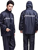 Adult Outdoor Split Labor Insurance Single Person Riding Raincoat Wholesale Motorcycle Electric Car Raincoat Trousers Suit