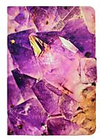 Caso para ipad pro 10.5 pro 9.7 cristal padrão de mármore material de couro PU estojo de capa plana para ipad 2017 ipad air 2 air ipad 2 3