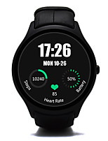 Reloj SmartLong Standby Podómetros Deportes Pantalla táctil Distancia de Monitoreo Control de Mensajes Anti-perdida GPS Múltiples
