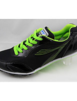 Soccer Shoes Running Shoes Unisex Camping & Hiking Fitness, Running & Yoga Breathable Skidproof Breathability Sports Outdoor Stylish