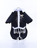 Dog Vest Dog Clothes Party Casual/Daily Bowknot