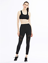 Women's Mid Rise strenchy Active Pants,Active Skinny Solid