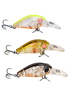 Tsurinoya Brand Plastic Hard Fishing Lure DW39 Mini Crank 35mm 3.8g Carp Fishing Artificial Bait Fish Lure Crankbait