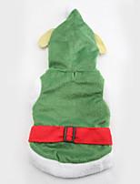Hund Kostüme Kapuzenshirts Hundekleidung Lässig/Alltäglich Massiv