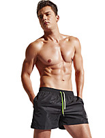 Men's Running Shorts Breathable Comfortable Summer Running/Jogging Exercise & Fitness Beach Polyester Loose Sports Outdoor clothing