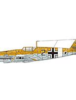Rompecabezas Kit de Bricolaje Puzzles 3D Bloques de construcción Juguetes de bricolaje Aeronave