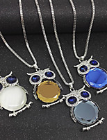 Women's Pendant Necklaces Chrome Basic Jewelry For Office/Career Dailywear Casual Office & Career