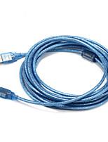USB 2.0 Câble, USB 2.0 to USB 2.0 Câble Male - Male 5.0m (16ft)