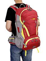 Unisex Sports & Leisure Bag Nylon All Seasons Outdoor Camping & Hiking Round Zipper Red Purple Dark Blue Black Green 40-50