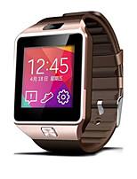 Муж. Смарт-часы Модные часы Цифровой Защита от влаги Pезина Группа Черный Серый