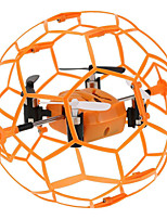 Skytech M70 4CH 360 Flips 2.4GHz Climb RC Quadcopter Drone w 6-Axis Gyro with Football Protective Cover RTF