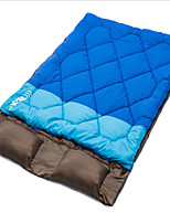 Спальный мешок Упаковочный мешок Двойная ширина Двуспальный комплект (Ш 200 x Д 200 см) -5-10 Пористый хлопокX150Отдых и Туризм