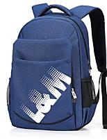 Men Shoulder Bag Oxford Cloth All Seasons Casual Outdoor Round Zipper Gray Dark Blue Blue