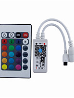 Mini IR 24 Key WiFi LED Controller Smart RGB Phone APP Control with IOS Android