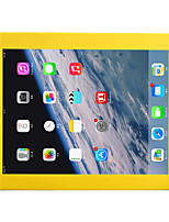 Для ipad ipad 4/3/2 ударопрочный корпус задней крышки сплошной цвет мягкий силикон
