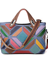 Women Cowhide Formal Casual Event/Party Wedding Outdoor Office & Career Shoulder Bag