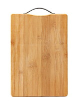 Household Kitchen Bamboo Rectangle Large Thickness Mildew Cut Plate
