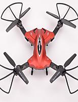 Drone TK110 4 canali Con la macchina fotografica 0.3MP HD Illuminazione LED Tasto Unico Di RitornoQuadricottero Rc Cavo USB Pale