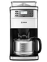 Кофе-машина Полностью автоматическая Полуавтоматический Мясорубка Медобеспечение Вертикальный дизайн Функция резервирования 220.0