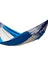 Camping Hammock Casual/Daily Canvas Nylon Cotton for Camping Camping / Hiking / Caving Outdoor