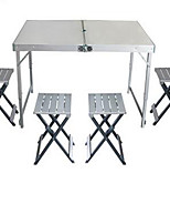 Camping Table Collapsible Aluminium Alloy for Camping / Hiking Outdoor