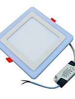 New Design Square LED Panel Downlight 18W 3 Model LED Panel Lights AC85-265V Recessed Ceiling Panel Lights
