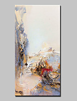 Large Size Hand-Painted Oil Painting On Canvas Modern Abstract Wall Art Picture For Home Decoration No Frame