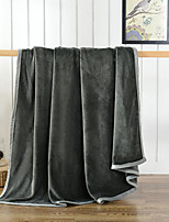 Super Soft Solid 100% Micro Fiber Blankets