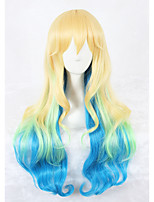 Kobayashi Maid Dragon Cosplay Wig 32inch Long Wave Lucoa