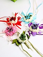 The New Rose Babysbreath Emulational Wrist Flower Decoration