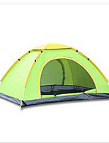 3-4 persons Camping Pad Fold Tent Camping Tent Other Material Keep Warm-Camping / Hiking-