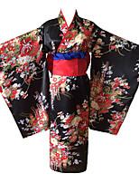 Costumes Cosplay Kimono Plus d'accessoires Inspiré par La Fille des Enfers Ai Enma Manga Accessoires de Cosplay Kimono CeintureAutre