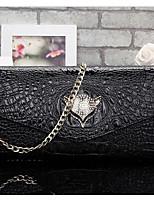 Women Checkbook Wallet Cowhide All Seasons Casual Square Clasp Lock Ruby Purple Black