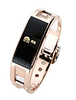 Men's Fashion Watch Digital Water Resistant / Water Proof Alloy Band Silver Gold