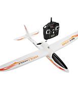 3 Canais 2.4G Avião com CR