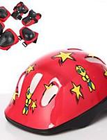 Для детей Защитная экипировка для Горные велосипеды Шоссейные велосипеды Велосипедный спорт Катание на коньках Толстые Оборудование для