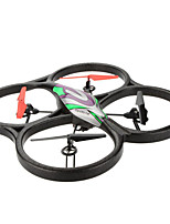 WLtoys V666 4-CH 360 Flips 2.4GHz Radio Control RC Quadcopter With 6-Axis Gyro With Camera 5.8G FPV Monitor RTF