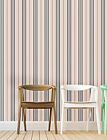 Proužky secesní motiv Geometrické tvary Tapety pro domácnost moderní - současný design Wall Krycí , PVC a vinyl Materiál Samolepící tapeta