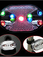 Bike Lights LED Cycling Widespread Waterproof Eco Friendly Lumens Battery Multicolor Everyday Use