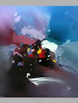 Pintados à mão Abstrato Abstracto 1 Painel Tela Pintura a Óleo For Decoração para casa