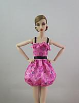 por Muñeca Barbie  por Chica de muñeca de juguete