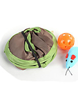 Cat Toy Pet Toys Squeaking Toy Mouse Toy Squeak / Squeaking Mouse Fun Fabric Plastic
