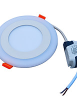 Design Round LED Panel Downlight 9W 3 Model LED Panel Lights AC85-265V Recessed Ceiling Panel Lights