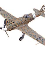 Quebra-cabeças Kit Faça Você Mesmo Quebra-Cabeças 3D Blocos de construção Brinquedos Faça Você Mesmo Aeronave