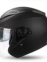 Каска Плотное облегание Компактный Воздухопроницаемый Half Shell Лучшее качество Спорт ABS Каски для мотоциклов